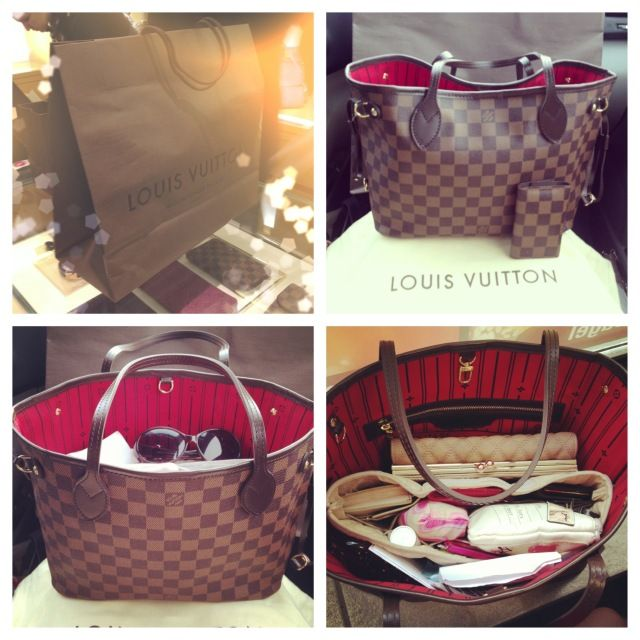 Ella Pretty: Louis Vuitton Neverfull PM