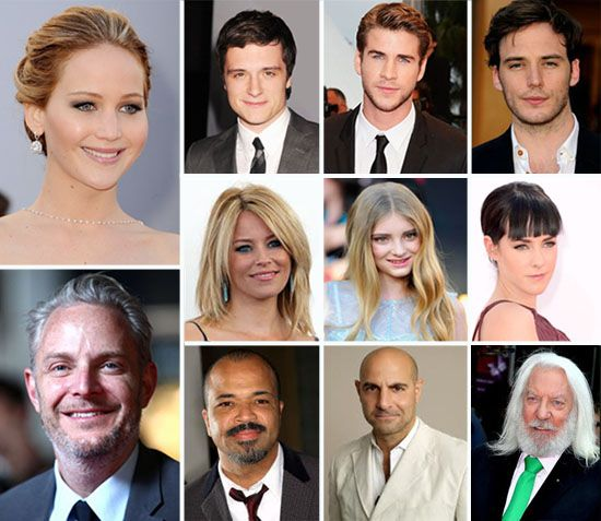 They Will All Be There The Catching Fire Cast At The London
