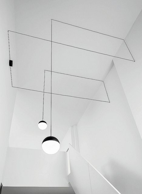 The IC Lights family was recently debuted for FLOS and designed by Michael Anastassiades