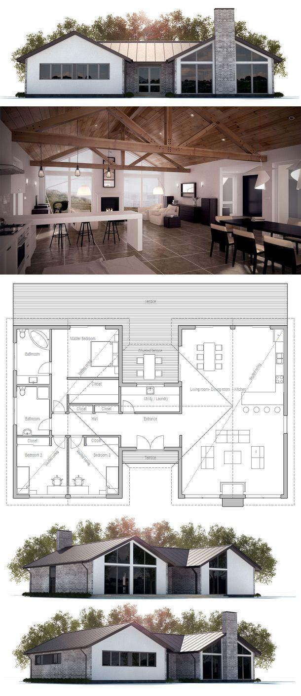 3 bedroom home plan