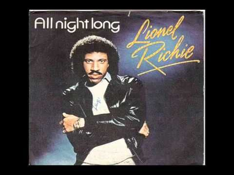 Lional Richie Song Get Into My Car