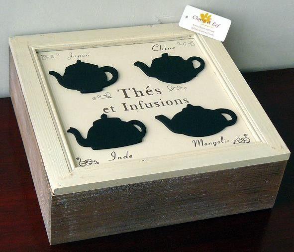 Pokud jste milovníky čaje, jistě oceníte možnost ho i dobře uschovat...
