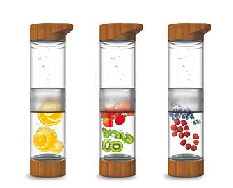 cool gear flavor infuser instructions