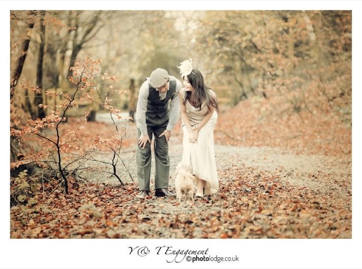 YnT's Engagement - a pet