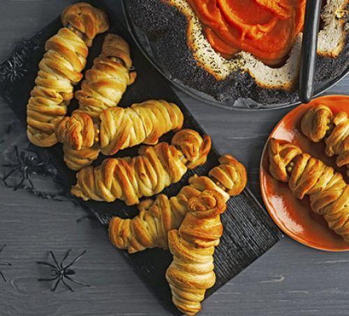 12 best Spooky Dinner - Halloween images on Pinterest Halloween - halloween baked goods ideas
