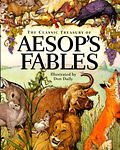 Aesop's Fables, famous aesop's fables for kids, aesop's morals