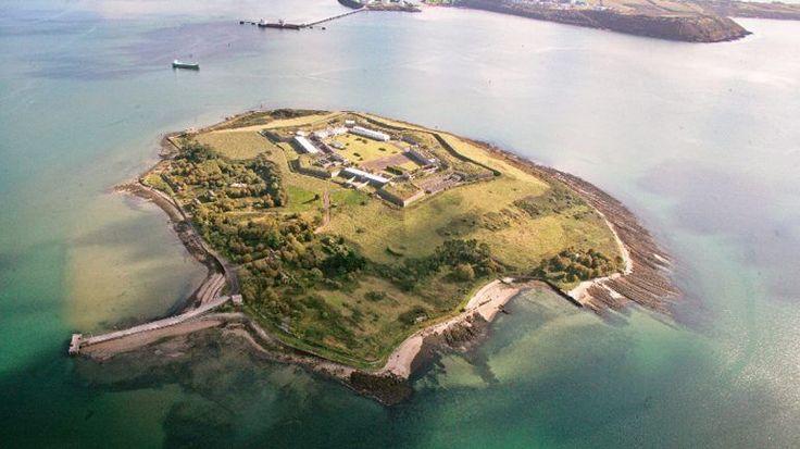 """""""A Alcatraz da Irlanda"""" é agora a Melhor Atração Turística da Europa"""