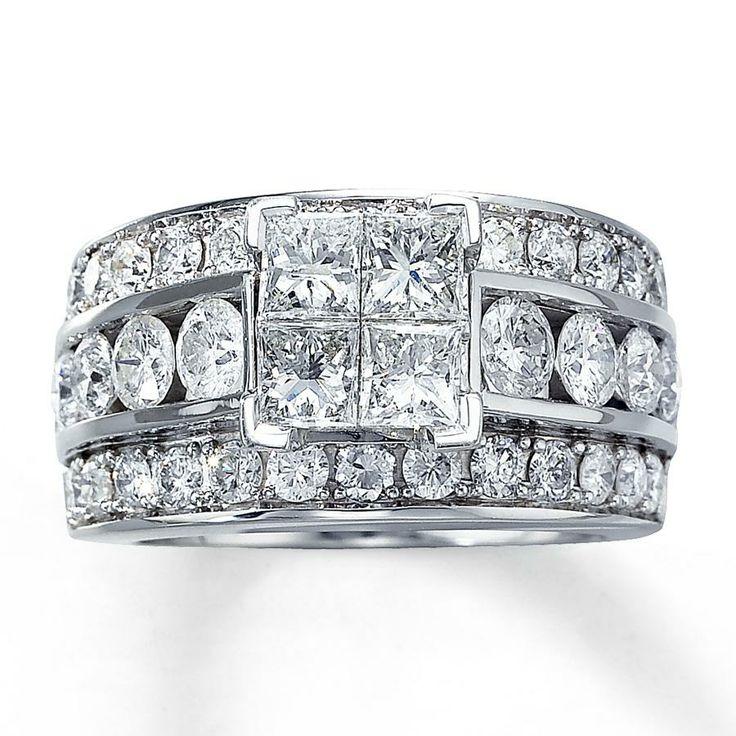 68 best Engagement Rings images on Pinterest Rings Diamond rings