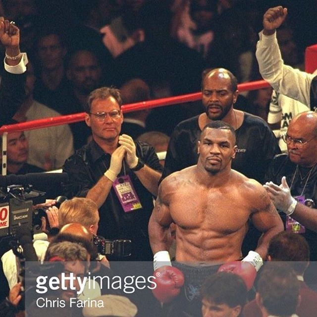 """""""My objective was to hurt the other fighters. I wanted to hurt them. I wanted to be merciless. Man, I was a wild thing. It's kind of a drug, a rush."""" - Mike Tyson"""