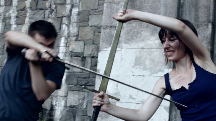 German Longsword - Rin Allen and Turner Smith - Final Cut on Vimeo