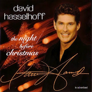David Hasselhoff - The night before Christmas.  Check him out on our website!  www.15minutesNOW.com