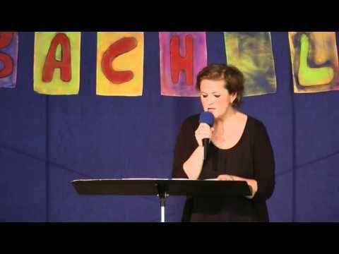 Christina Brudereck - Spieglein, Spieglein an der Wand - Teil 2/4