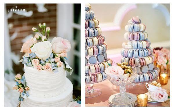 Serenity: il colore per un matrimonio perfetto! #wedding #idea #inspiration #sweet