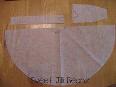 Sweet Jilli Beanz: Scrub Hat Tutorial                                                                                                                                                                                 More