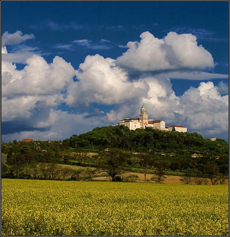 Millenary Benedictine Abbey of Pannonhalma and its Natural Environment - Hungary