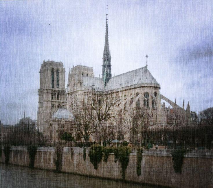 Notre-Dame Cathedral, Paris. France