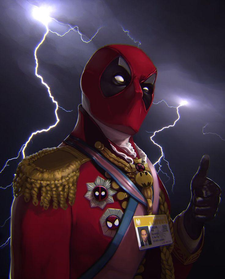 #Deadpool #Fan #Art. (General Portrait - Deadpool) By:GenelJumalon. (THE * 5 * STÅR * ÅWARD * OF: * AW YEAH, IT'S MAJOR ÅWESOMENESS!!!™) [THANK U 4 PINNING!!!<·><]<©>ÅÅÅ+(OB4E)
