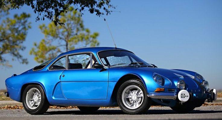 1976 Alpine A110 1300