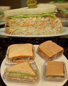 - Recheios para Sanduíches Gourmet Mais