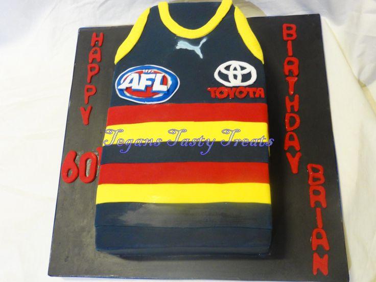 Football Cake Tin Adelaide