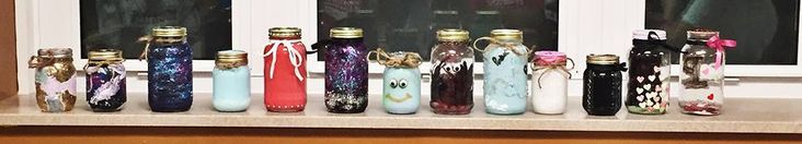 Resident Assistant: Program Ideas!! -- Memory Jars  http://mademoisellecharm.weebly.com/resident-assistant