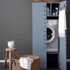 anleitungen ideen f r die wohnung waschk chen schr nke. Black Bedroom Furniture Sets. Home Design Ideas