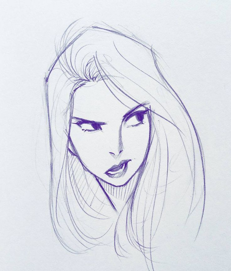 Just a quick sketch. #art #doodle #illustration #doodle #sketch #drawing #cameronmarkart