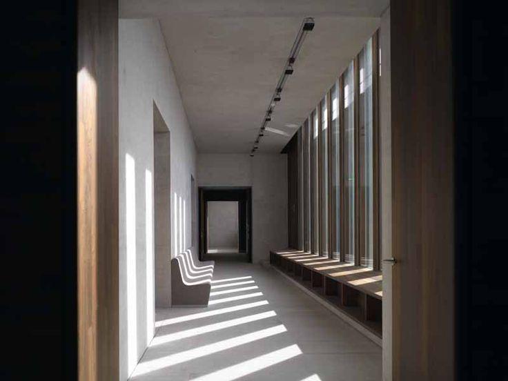 Museum of Modern Literature | David Chipperfield