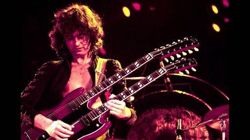 Джимми Пейдж, и его знаменитый двухгрифовый Gibson EDS-1275. Модель стала…