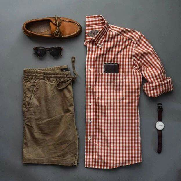 Outfit grid - Summer look - stylish mens clothing, top mens clothing, shop online for mens clothing