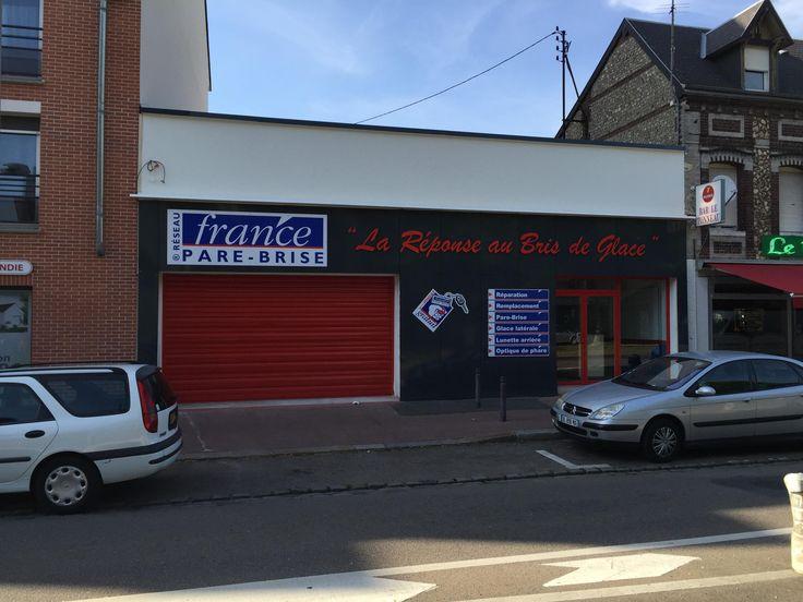 Réparation d'impact, remplacement de pare brise cassé fissuré - France Pare Brise à Rouen rive gauche (76100) - Informations du centre