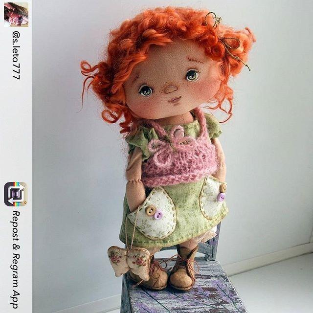 Куколки Светланы...я просто в восторге...заходите и знакомьтесь @s.leto777