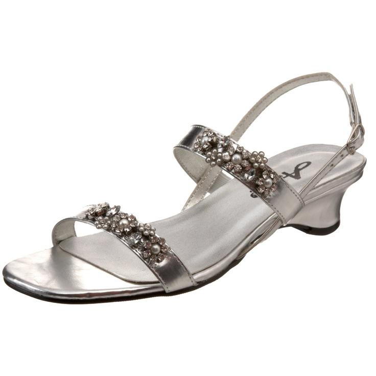 Wedding Shoe 1 1/2 Inch Heel