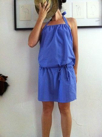 La robe tube - atelier clandestin
