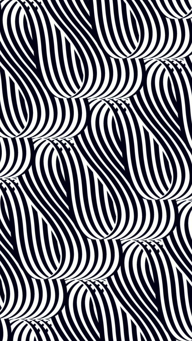 33 Best Black White Patterns Images On Pinterest White