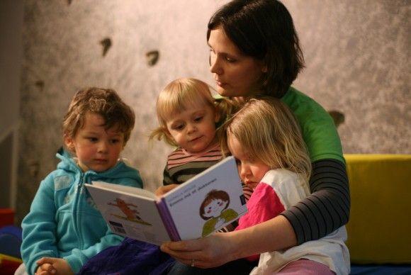 Sandvika småsenter - barnepass