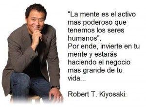 imagenes de Robert Kiyosaki con frases gratis