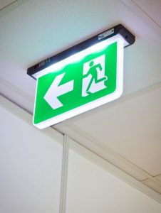 znalezione obrazy dla zapytania exit signs led