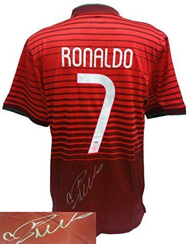 0e24b25fd1a 199899 Italy Home Football Shirt (XL) fabio cannavaro Cristiano Ronaldo  Signed Nike Portugal National Team Soccer Jersey PSA 2013-14 ...