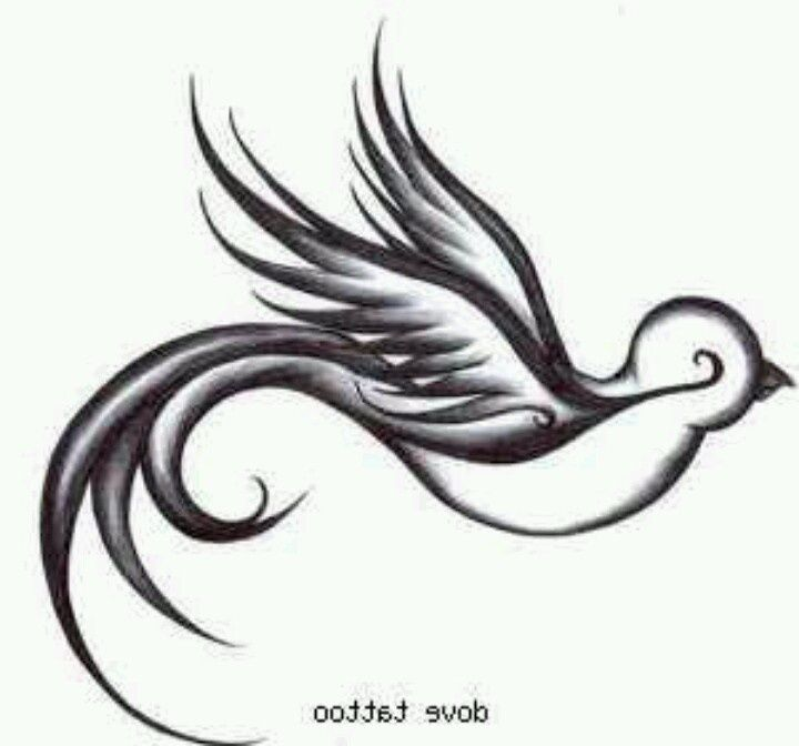 tribal swallow dove tattoo 720 672 tattoos pinterest birds bird tattoos and. Black Bedroom Furniture Sets. Home Design Ideas