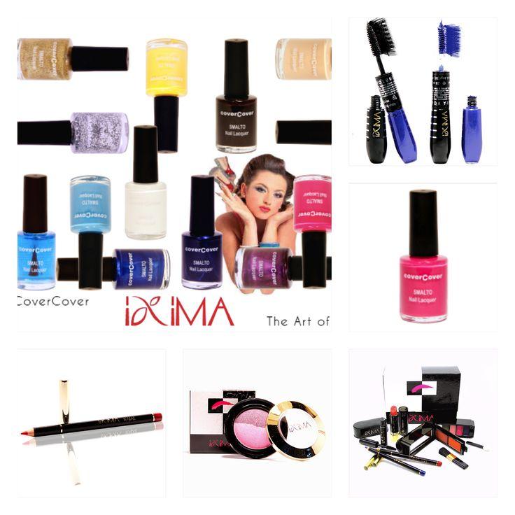 IXIMA Make Up Italská dekorativní kosmetika
