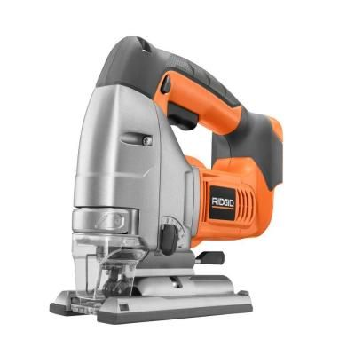 18-Volt X4 Cordless Jig Saw Console-R8831B at The Home Depot