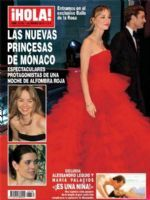 Hola! Magazine [Spain] (30 March 2016)