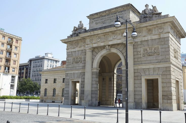 Fay City Diaries' first destination: Porta Garibaldi. http://www.fay.com/it/city-diaries/milano