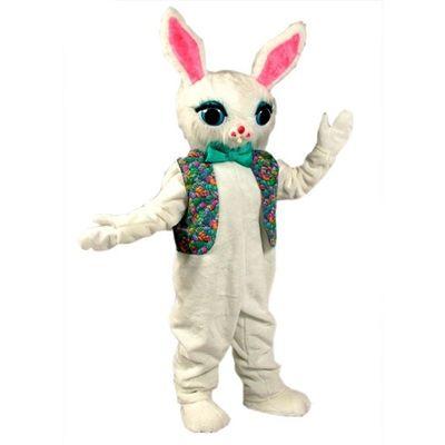 Cotton Bunny Mascot Costume - Price: $974.03