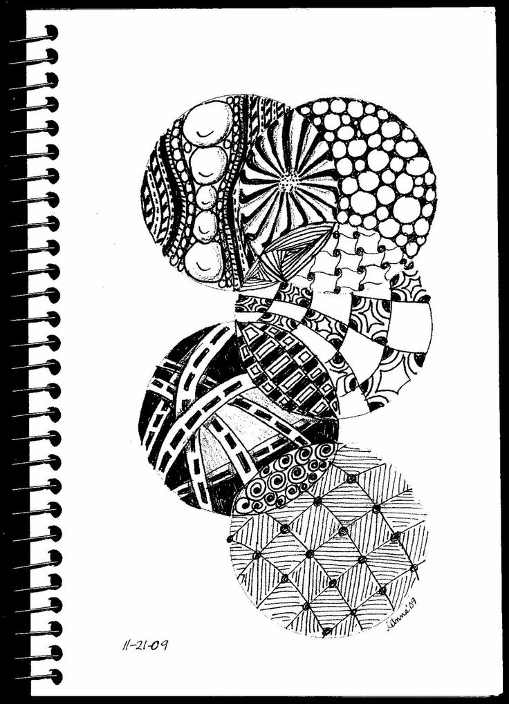 17 best images about zentangles