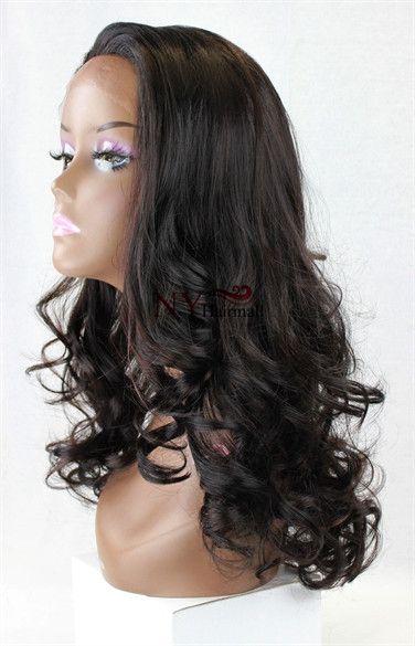 Royal Tiara Lace Front Wig Romance
