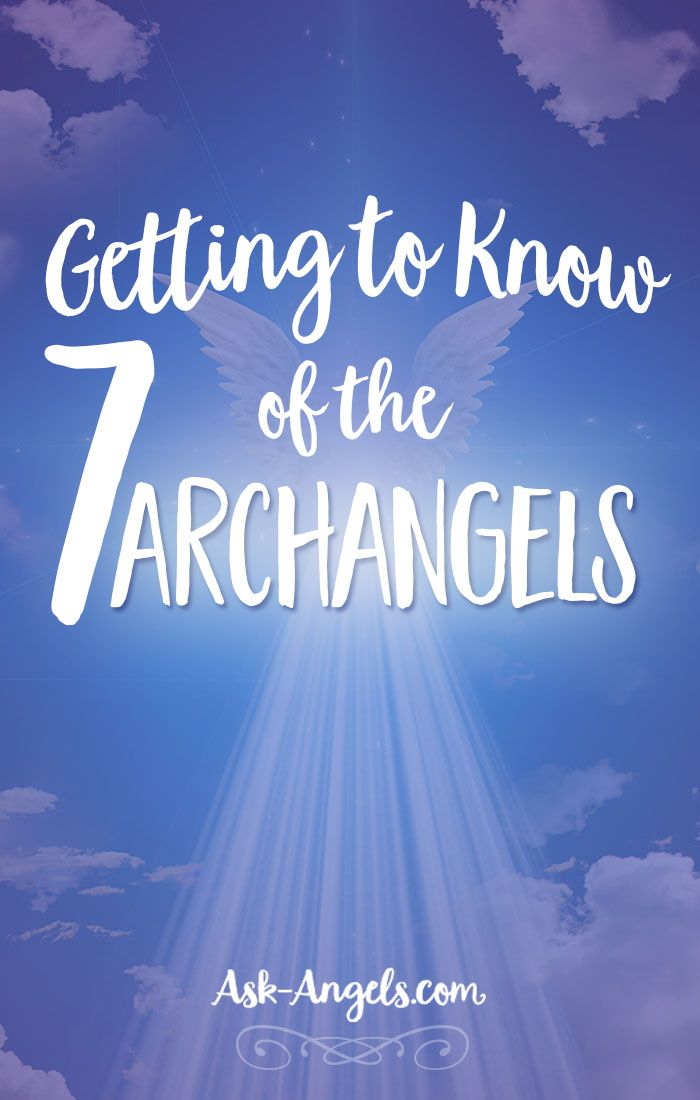 Getting to Know 7 of the Archangels
