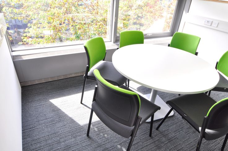 University of Southampton: B65 Avenue Campus.  Ensemble meeting chairs.