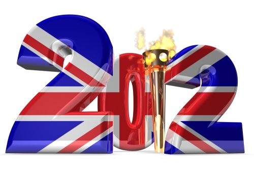 2012, the year of the London Olympics, and torch